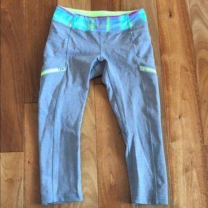 Ivivva gray leggings